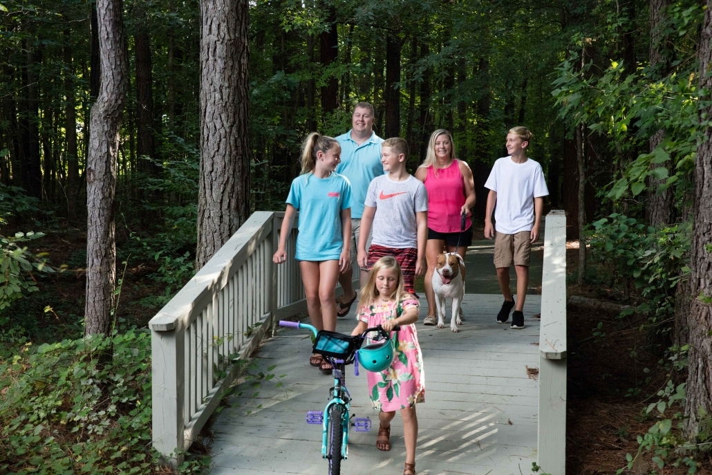 Harpers Mill Trails
